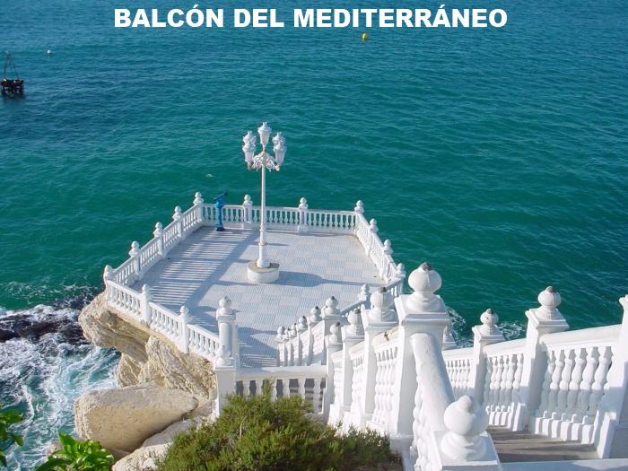 El mirador de punta del canfali o balc n del mediterraneo for Mirador del mediterraneo
